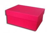 κουτί 25x19x9cm κόκκινο