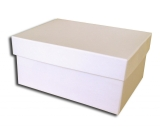 κουτί 25x19x9cm εκρού
