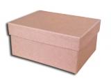 κουτί 32x24x10cm κραφτ