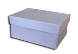 κουτί 32x24x10cm γκρι