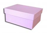 κουτί 20x16x8cm ρόζ