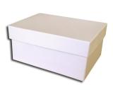 κουτί 32x24x10cm εκρού